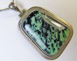 Attractive Picture stone Jasper pendant MJA 310