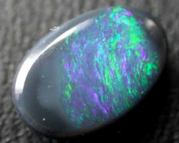 0.60 CTS Australian Black Opal L2280