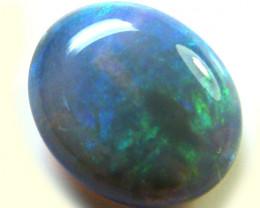 2.05 CTS Australian Black Opal R 1861