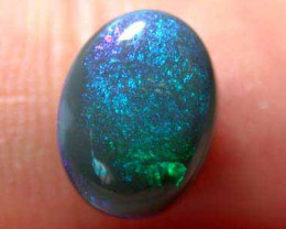 1.90 CTS Australian Semi Black Opal A1240