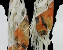 ONE METER LONG COUNTRY STYLE  SCARF QT 487