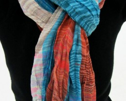 ONE METER LONG COUNTRY STYLE SCARF  QT 490