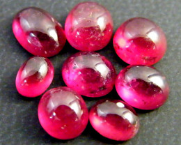 10 CTS SUPERB QUALITY VS GRADE RED BLOOD RUBIES RM 484