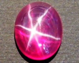 5.30 CTS CAB TREATED STAR RUBY RM 609