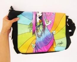 CHLOE MESSENGER  BAG BY MYKA JELINA QT 546
