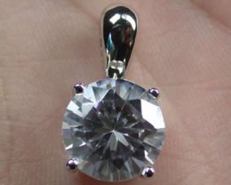 STERLING SILVER WITH CZ STONE    G1601