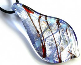 STYLISH MODERN VENITIAN GLASS    PENDANT  EM 834