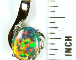 FASHION OPAL PENDANT CJ 1618