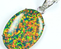 FASHION OPAL PENDANT CJ 1622