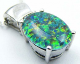 FASHION OPAL PENDANT CJ 1629