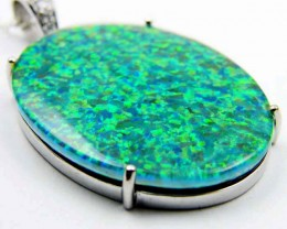 FASHION OPAL PENDANT CJ 1632
