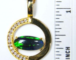 FASHION OPAL PENDANT CJ 1648