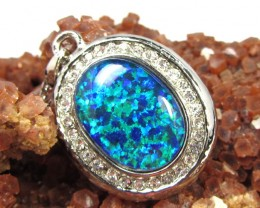 ATTRACTIVE OPAL PENDANT CSS 102