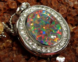 ATTRACTIVE OPAL PENDANT CSS 107