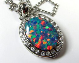 ATTRACTIVE OPAL PENDANT CSS 112