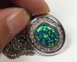 ATTRACTIVE OPAL PENDANT CSS 119
