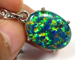 ATTRACTIVE OPAL  FASHION PENDANT CSS 170