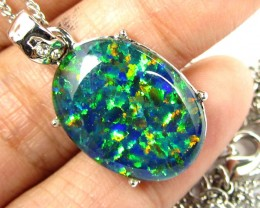 ATTRACTIVE OPAL  FASHION PENDANT CSS 171