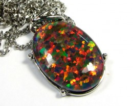 ATTRACTIVE OPAL  FASHION PENDANT CSS 176