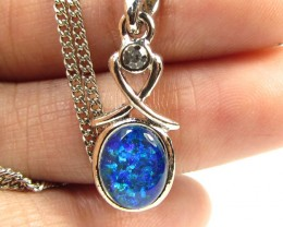 ATTRACTIVE OPAL  FASHION PENDANT CSS 175