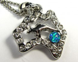ATTRACTIVE OPAL  FASHION PENDANT CSS 191