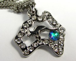 ATTRACTIVE OPAL  FASHION PENDANT CSS 193
