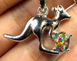 ATTRACTIVE OPAL  FASHION PENDANT CSS 198