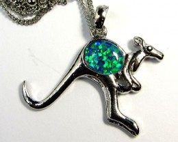 ATTRACTIVE OPAL  FASHION PENDANT CSS 200