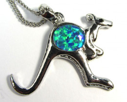 ATTRACTIVE OPAL  FASHION PENDANT CSS 201