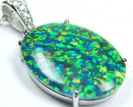 FASHION OPAL PENDANT  MYJA 942