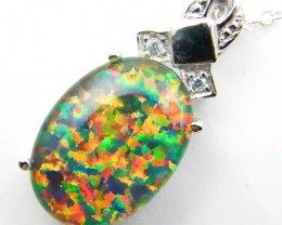 FASHION OPAL PENDANT  MYJA 946