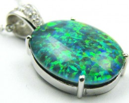 FASHION OPAL PENDANT  MYJA 952