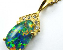 FASHION OPAL PENDANT  MYJA 961
