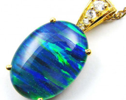 FASHION OPAL PENDANT  MYJA 969