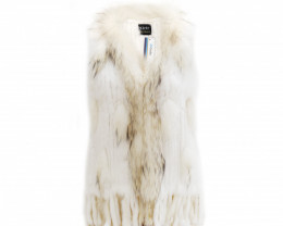 RABBIT & FOX FUR VEST