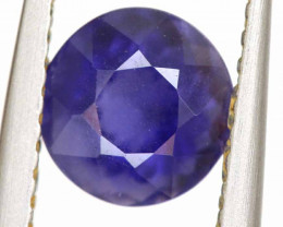 0.91 CTS -IOLITE FACETED GEMSTONE  RJA-900