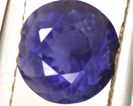 0.90 CTS -IOLITE FACETED GEMSTONE  RJA-906