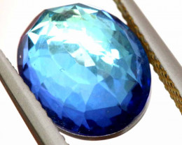 4.25CTS - TOPAZ  DOUBLED FACETED  RJA-950