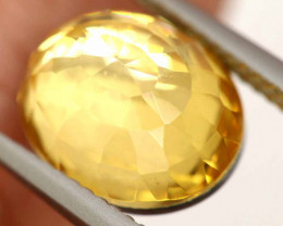 4.30CTS - CITRINE  DOUBLED FACETED  RJA-952