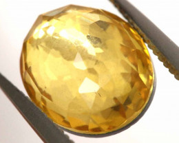 4.15CTS - CITRINE  DOUBLED FACETED  RJA-956