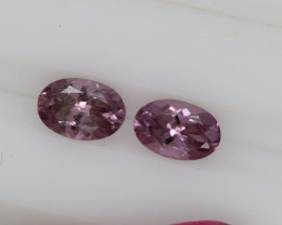 1.15 CTS - PINK SPINEL FACETED PAIR RJA-988