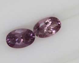 1.15 CTS - PINK SPINEL FACETED PAIR RJA-991