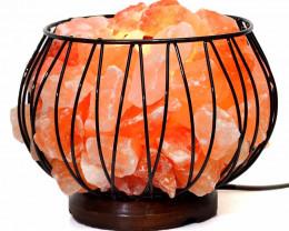 3.5kg Himalayan Salt Chunks Amore Lamp (12V – 12W)