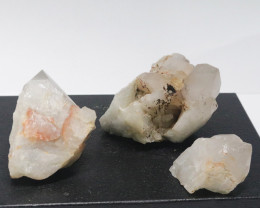 2445 Cts 3x Queensland Terminated Crystal Point  NA12