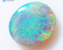4Cts Australian Black Opal   CH348
