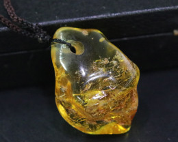 101 Cts Natural  Baltic Amber Necklace NA58