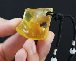 37 Cts Natural  Baltic Amber Necklace NA87