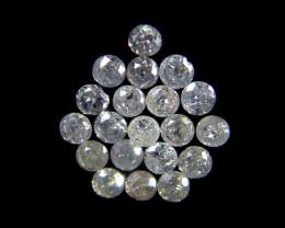 GENUINE DIAMOND PARCEL 2-3 POINTERS 0.263 CARATS TW 150
