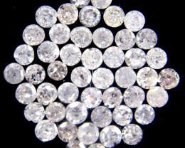 GENUINE DIAMOND PARCEL 1.3-2 POINTERS 0.54 CARATS TW 167