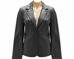 Lambskin Leather Jacket #black02